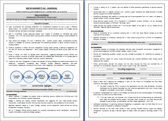 writing cv examples thevillas co