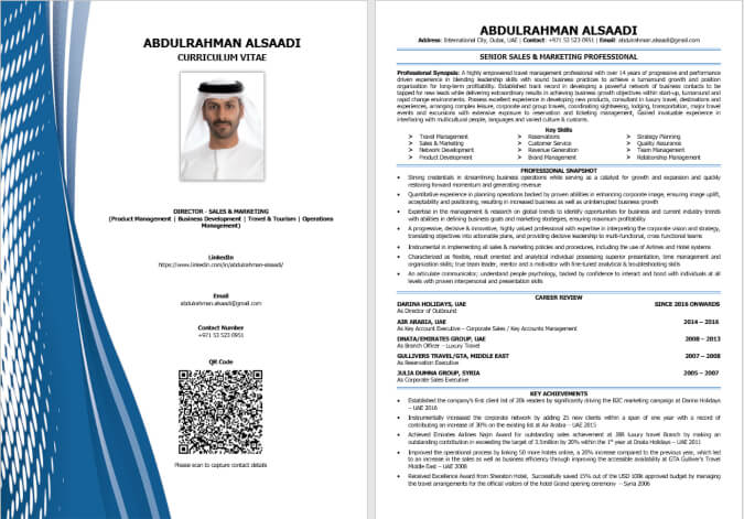 Exclusive Digital Writing Sample with Resume