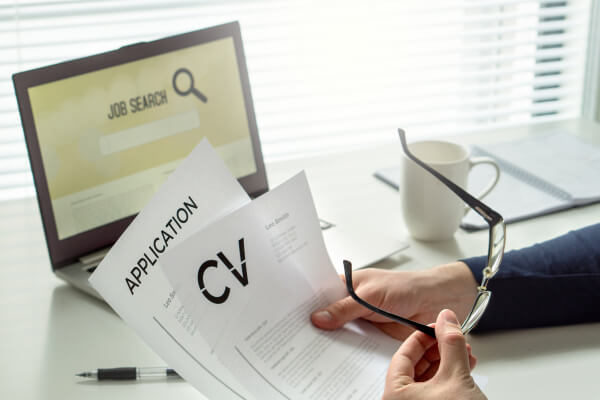 professional resume writing dubai